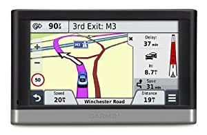 "Garmin nuvi 2518LT-D 5"" Sat Nav with UK and Ireland Maps, Free Lifetime Digital Traffic Alerts and Bluetooth"