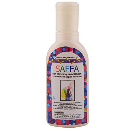 Saffa Pearl White 60 Ml Traveller Bottle For Laundry