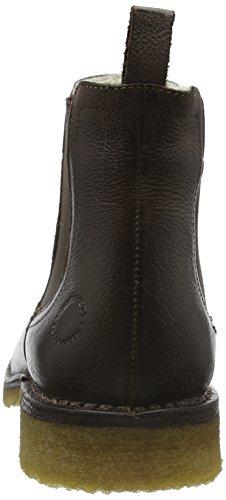 Ca'Shott A10250, Bottes courtes avec doublure chaude femme Marron - Braun (Brown 136)