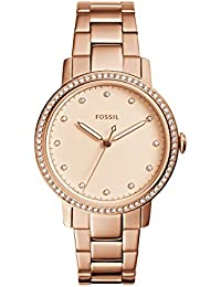 a254b17a3d8f Amazon.es  Fossil - Mujer  Relojes