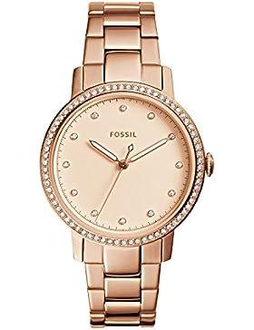 Fossil Damen-Armbanduhr ES4288