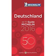 Guide Michelin Allemagne 2016