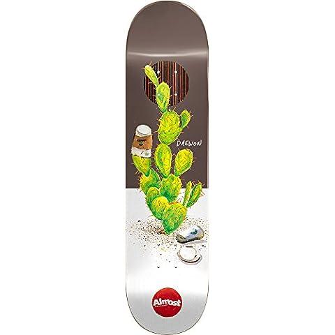 Quasi-Tavola da Skateboard, On My Junk Prick Plus Impact, Daewon 20,32 (8 cm - Impact Quasi Skateboards