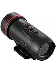 Clipsonic X88PC Caméscope de poche étanche HD Noir