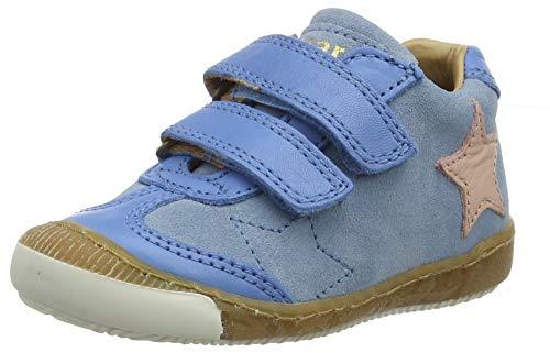 Bisgaard Unisex-Kinder 40323.119 Sneaker, Blau (Sky Blue 601-1), 39 EU