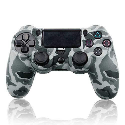 OcioDual Funda Silicona Carcasa Mando Sony PS4 PlayStation