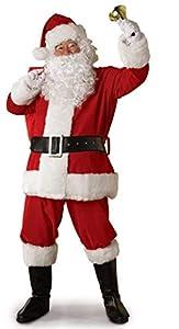 Rubies 2364 - Disfraz de Papá Noel para hombre