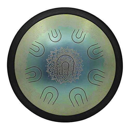 Lefang 9 Notes (A Dur), UU Drum Color Chakra, 14.6