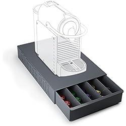 Balvi-Coffee Box Boite de Rangement pour Capsules de café/Support de Machine à café