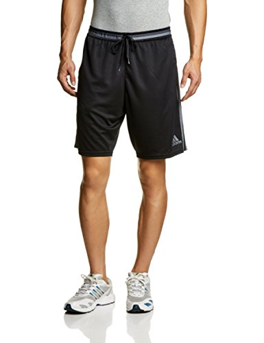 adidas Herren Shorts Condivo 16 Training, Black/Vista Grey S15, XL, AN9839 Herren Trainings Short Shorts