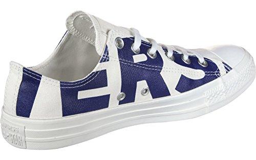 Converse Ox Scarpa blu beige
