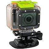 HP AC-300W Camescopes Caméra de Sport 1080 pixels 16 Mpix