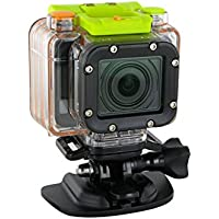 HP AC-300W Action Camera with Handlebar Mount (16MP)