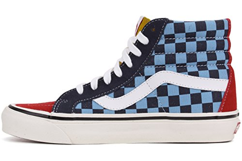 Vans Sk8-hi 38 Reissue 50th Anniv Hommes Baskets (50th) stv/mult
