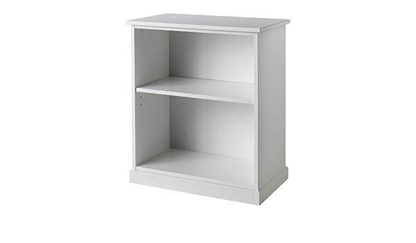 Ikea klimpen table leg with storage white 58x70 cm: amazon.co