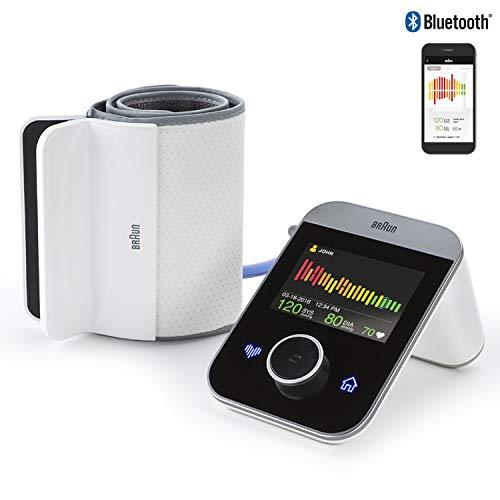 Braun ActivScan 9 - Digitales Oberarm-Blutdruckmessgerät, BUA7200WE