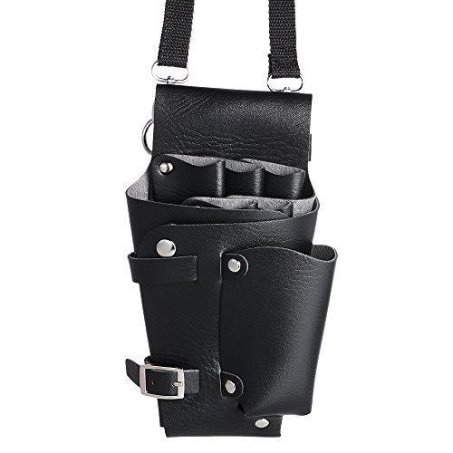 Anself - Bolsa de Cintura Hombro de Herramientas para Peluquería Barbero  con Cinturón 0da00b7467e2