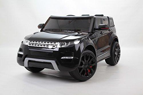 Image of LIMITED EDITION Kids Range RoverSportStyle 12v Electric Ride on Car BlackOnBlack