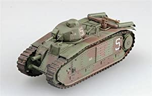 Easy Model 1:72 - French Char B1 - bis France 1940, 2nd Company - EM36158
