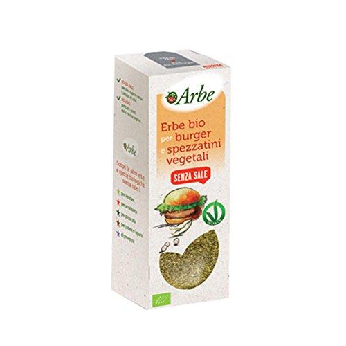 Erbe per burger e spezzatini vegetali Bio
