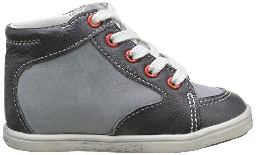 Babybotte Faucon, Chaussures Marche Bébé Garçon Gris (007 Gris)