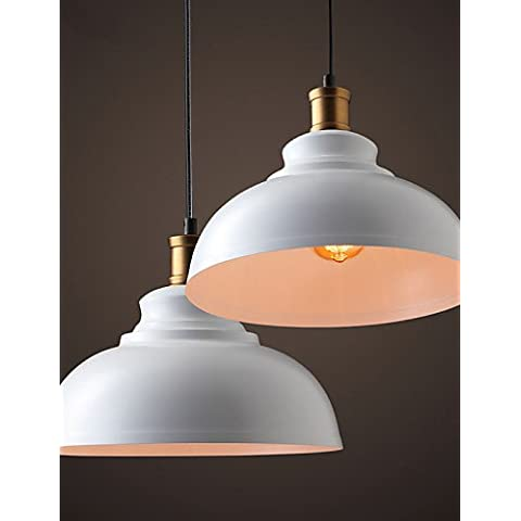 Iluminación jiaily Nordic moderna simplicidad de luz colgantes de moda restaurante creativo Estudio tapa de olla americana lámpara colgante , 220-240