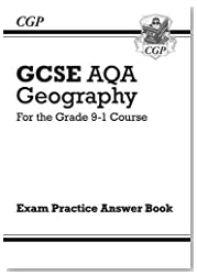 New Grade 9-1 GCSE Geography AQA Answers (for Workbook)