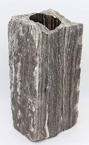 Vase aus Stainzer Gneis