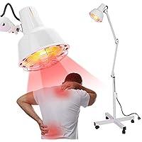 Infrarot Licht Heizungs Therapie Standplatz Lampen Muskel Schmerz Entlastungs konstante Haut Licht Schönheitssalon... preisvergleich bei billige-tabletten.eu