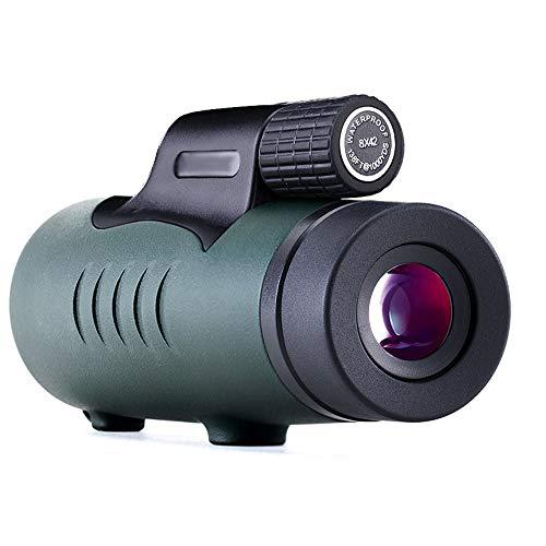 Monocular, Gran Aumento 10X50, Alta Definición, Calibre Grande, Telescopio De Fotos para Teléfonos...