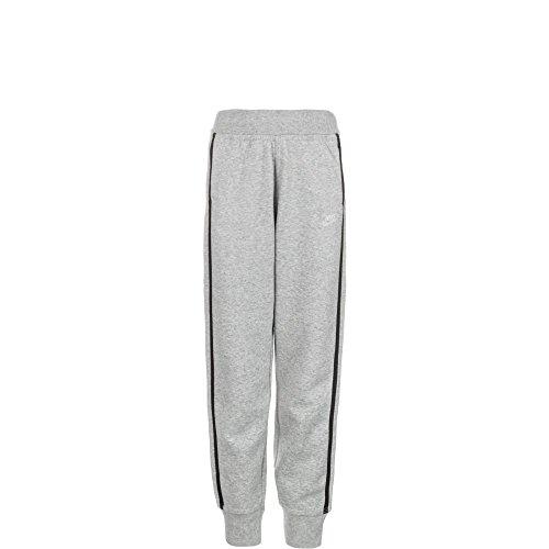 Nike Kinder Brushed Fleece Flash Cuffed Trainingshose Kleinkinder Hose, grau/Schwarz, XL/1 Preisvergleich