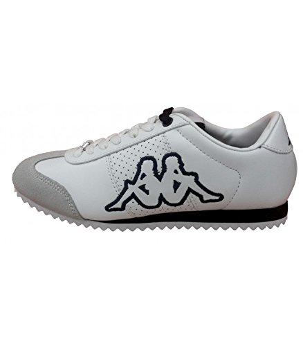 Kappa - Kappa Twister Deluxe Sneakers Basse Bianco - 3013E40 40 - 36, Bianco