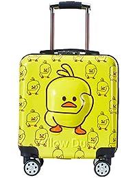 9f3cb2ae3 Maleta Para Niños, Dibujos Animados De Anime, Little Duck Amarillo, Equipaje  Para Niños, Maletas Para Viaje De…