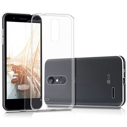 kwmobile LG K8 (2018) / K9 Hülle - Handyhülle für LG K8 (2018) / K9 - Handy Case in Transparent