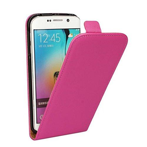 Roar Handy Hülle für iPhone 4 / 4S, Handyhülle Pink, Tasche Handytasche Schutzhülle mit Magnet-Verschluss (Handy-zubehör Für Iphone 4s)
