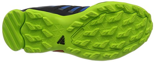 Adidas Terrex Swift R Mid Gtx - tomaia nera eqtgrn eqtblu // (EQTBLU/CBLACK/EQTGRN)
