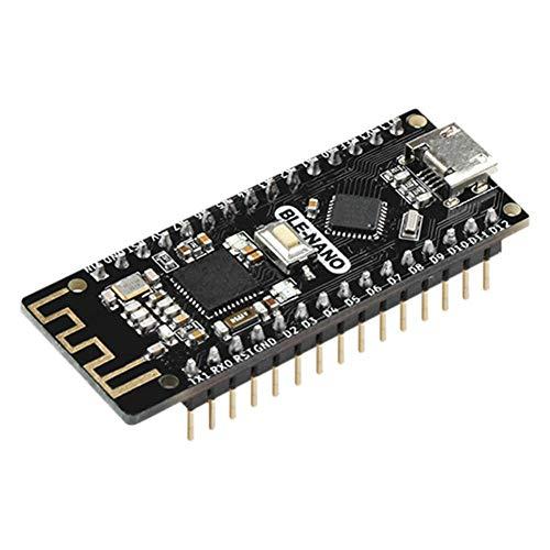 Dadahuam Für BLE Bluetooth 4.0+ Nano-V3.0 = BLE-Nano-Motherboard Kompatibel Mit Für BLE-Nano Für Arduino Nano-V3.0 Für UNO Arduino Nano-V3.0 Integriertes Ble-Nano-Motherboard Bluetooth-jammer