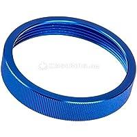 PrimoChill CTR phase iI Compression Ring, Rillen–blau