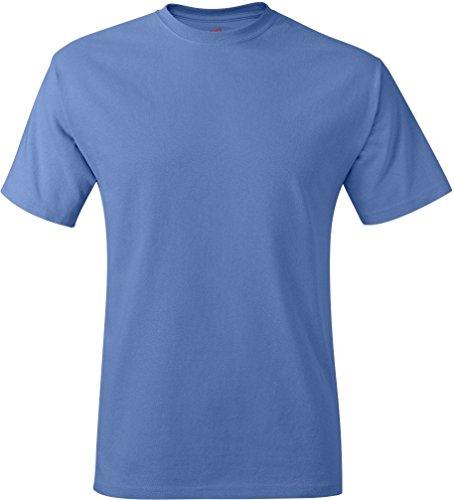 Hanes ComfortBlend® EcoSmart® Crewneck Mens T-Shirt_Carolina Blue_2XL Carolina Blue