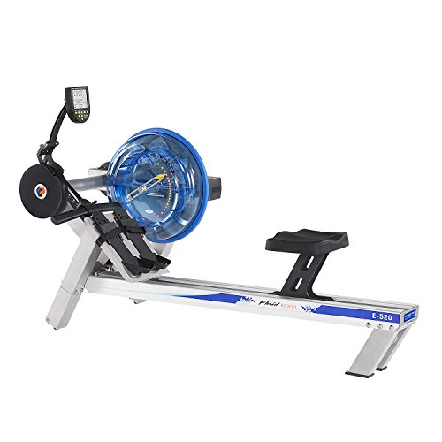 FluidRower E520 Evolution Commercial Series Fluid Rower – USB