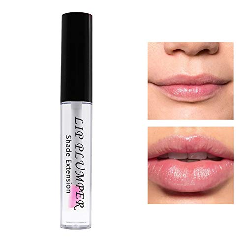 Plumper Klare Lip Gloss Fuller & Hydrated Ihre Lippen Premium-Lip Enhancer Moisturizing Lip Balm Für sexy Lippen ()