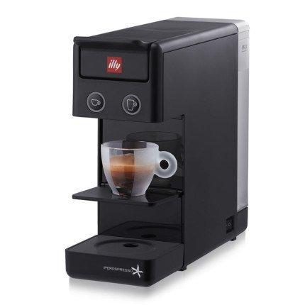illy Y3.2 iperEspresso- und Kaffeemaschine rot
