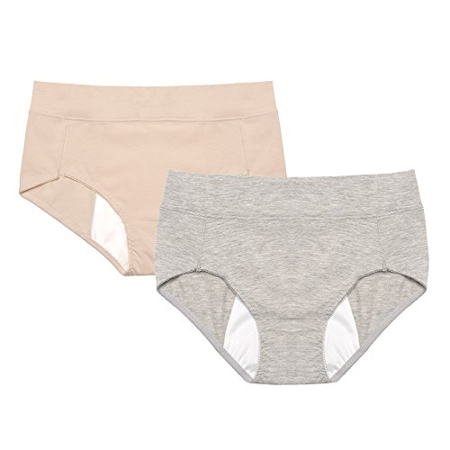 intimate-portal-women-cotton-leak-proof-menstrual-underwear-2-pk-gray-beige-uk-8