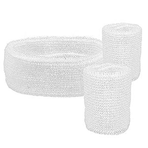 Boland 01891banda y muñequeras tergisudore, blanco, talla única