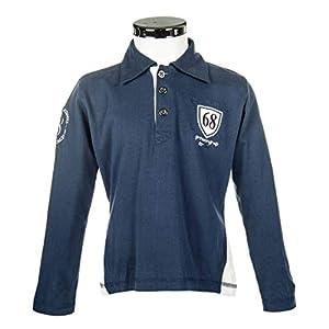 HKM Sports Equipment Kinder Poloshirt -King Bluse