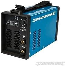 Silverline 103597 MMA/ TIG Inverter Arc Welder Kit, 200A by Silverline