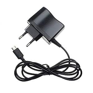 DARLINGTON & Sohns Netzteil Ladegerät Ladekabel für die Nintendo DS Lite Konsole AC Adapter kompatibel