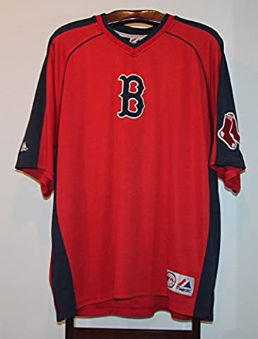 Maillot Trikot Jersey Mlb Baseball Boston Red Sox XL