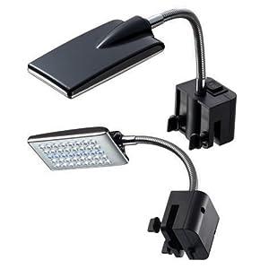Hidom Aquarium LED Clip On Light Lamp for Fish Tank Lighting – CL-3C