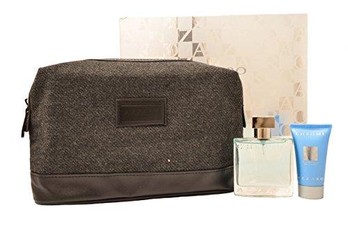 Azzaro Chrome Confezione Regalo 50ml EDT + 30ml Balsamo Dopobarba + Beauty Case Uomo